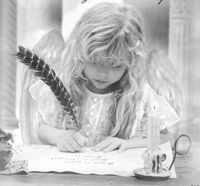 AngelasChildWriting