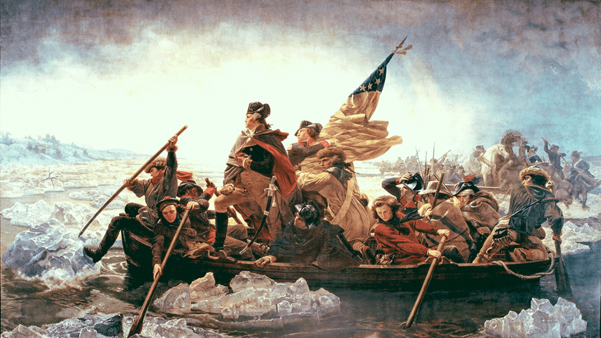 b2ap3 large Washington Crossing the Delaware