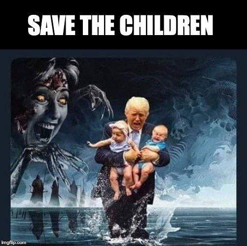 Meme-Trump-Saves-Children