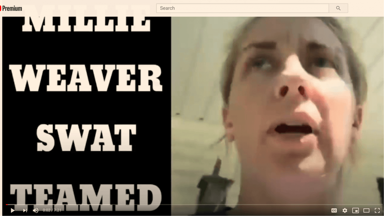 Citizen Journalist Extraordinaire Millie Weaver Arrested!!