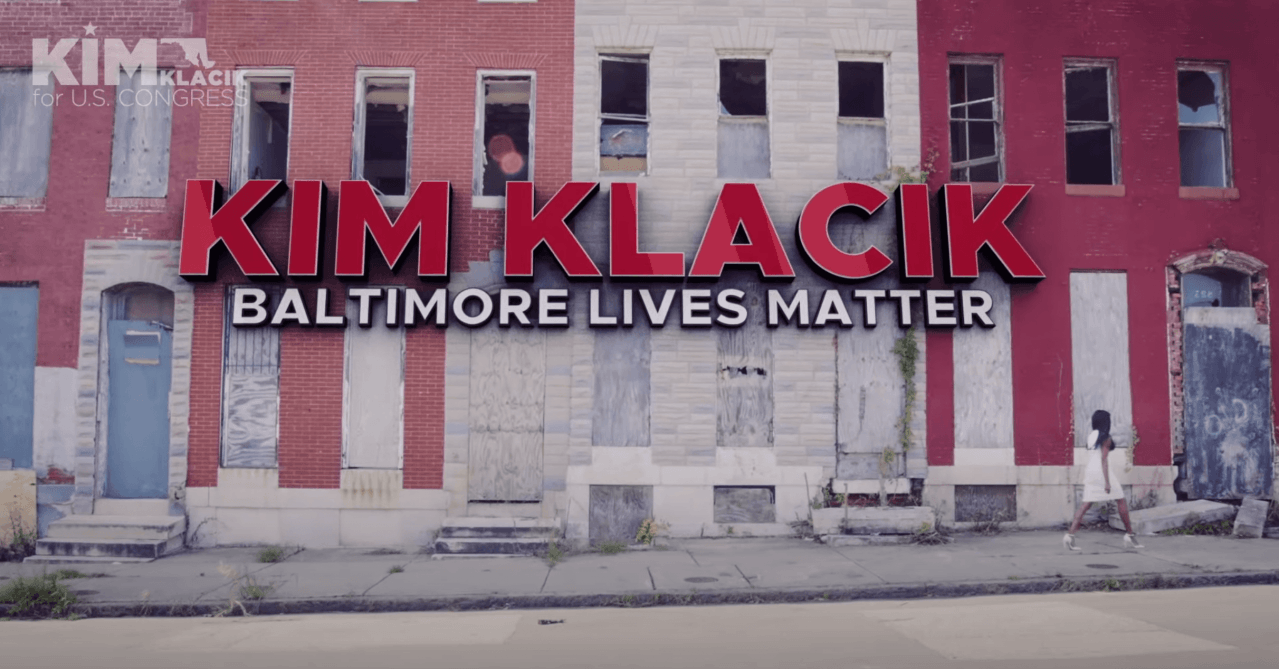 "Kim Klacik Fights for the ""Great Baltimore Comeback"""