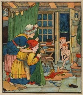 The-Elves-and-the-Shoemaker
