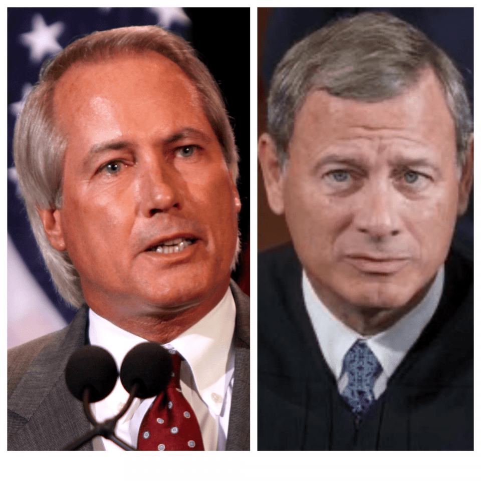 Is Lin Wood in charge of taking down John Roberts?