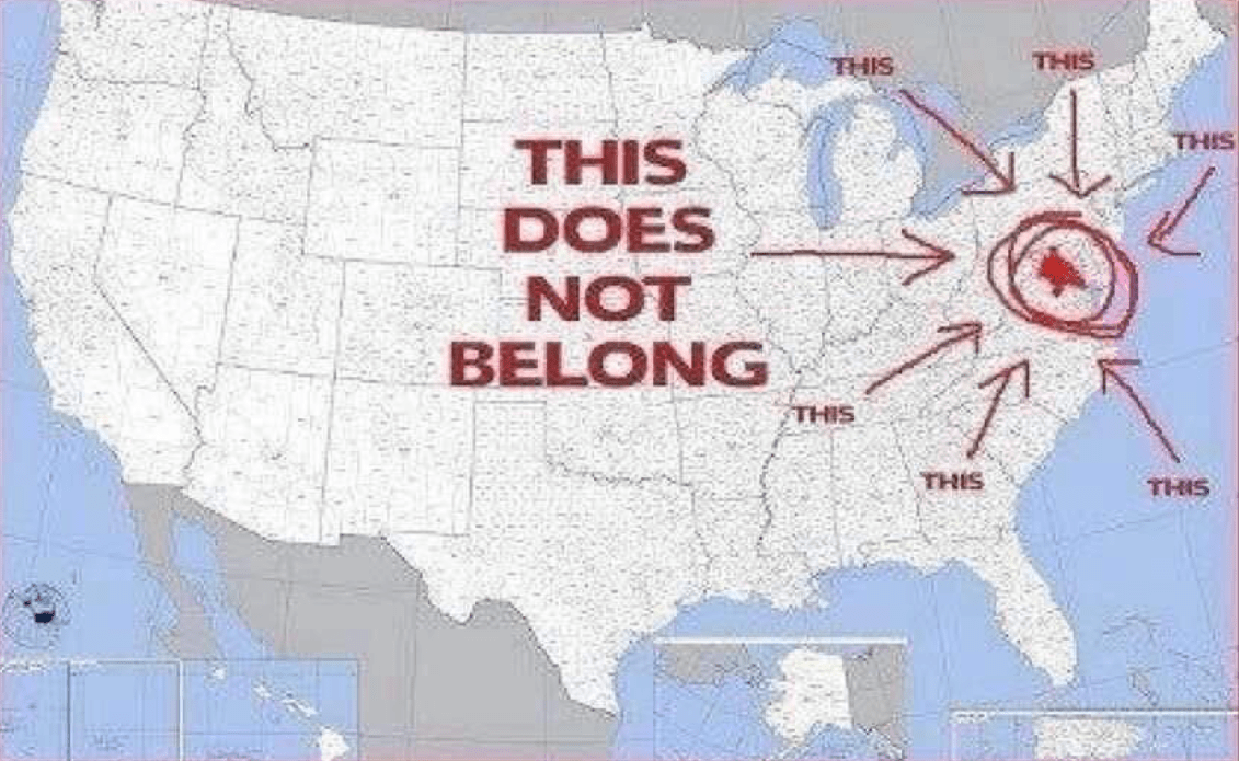 Map-of-US-pointing-to-Washington-DC-this-does-not-belong