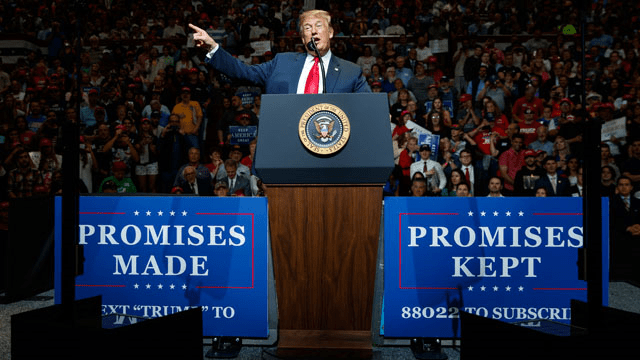 First Term Report: Promises Made Promises Kept