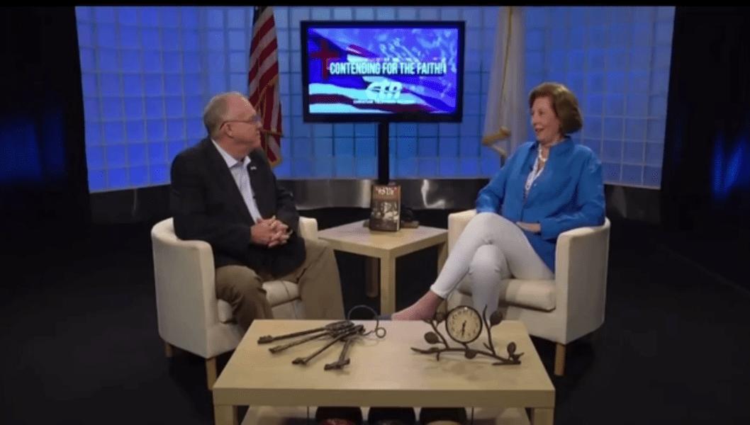 Telegram-vid-SC-Sidney-Powell-interview-about-her-spiritual-foundation