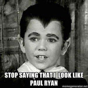 Joke-Meme-Paul-Ryan-Munster-kid-with-widows-peak