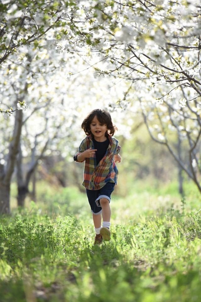 Happy-Child-Running