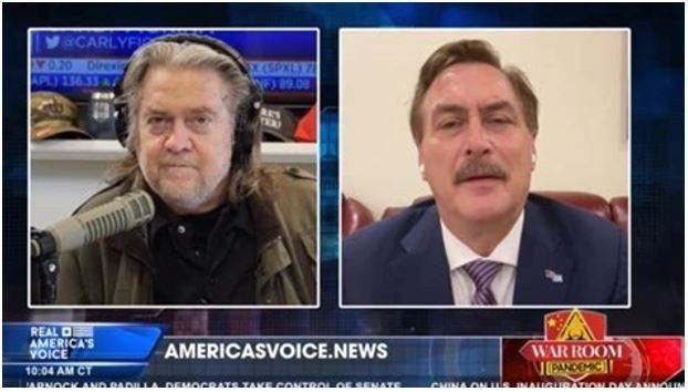 Mike-Lindell-with-Steve-Bannon