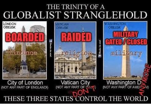 Trinity of World Control NOT